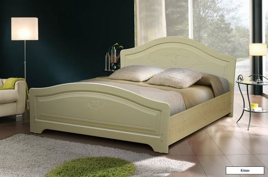 Кровать  1600*2000, 22-я плита, ортопедическое основание Ивушка