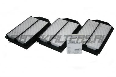 AF8510 OEM:HONDA 17220-RZA-Y00, HONDA CR-V III 2.4 VTEC (K24A), Edix 2.4 (K24)