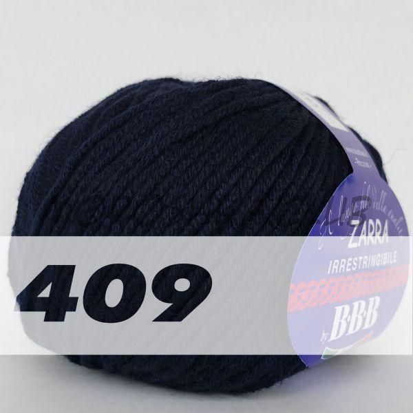 Чернильный Zarra BBB (цвет 409)