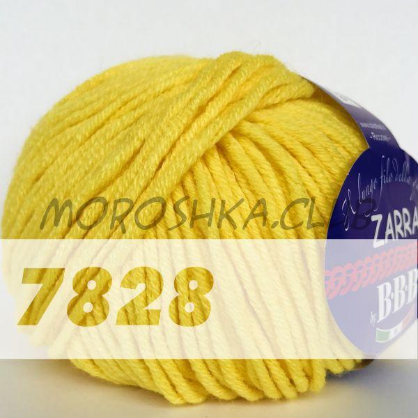 Ярко-жёлтый Zarra BBB (цвет 7828)