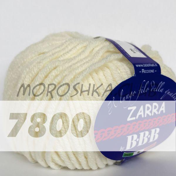 Молочный Zarra BBB (цвет 7800)