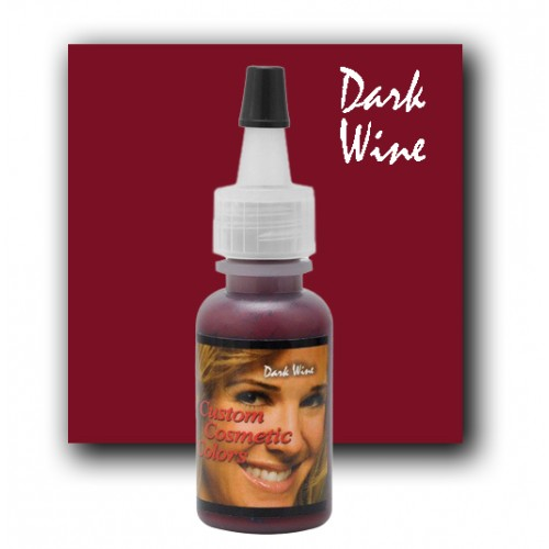 Custom Cosmetic Colors Dark Wine