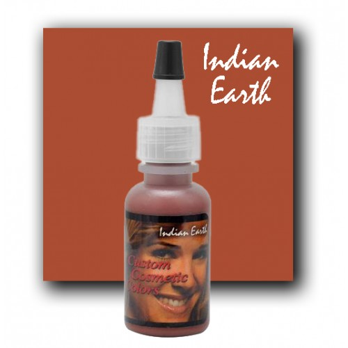 Custom Cosmetic Colors Indian Earth