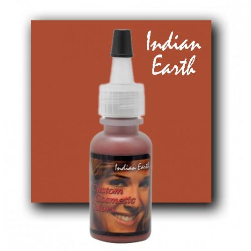Custom Cosmetic Colors Indian Earth