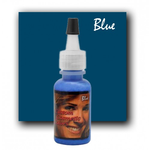 Custom Cosmetic Colors Blue