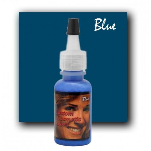 Custom Cosmetic Colors Blue