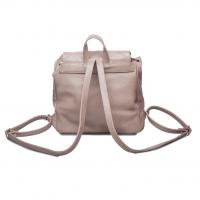 Hadley Biscuit Grey женский кожаный рюкзак