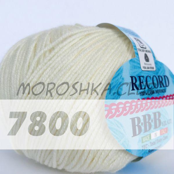 Молочный Record BBB (цвет 7800)