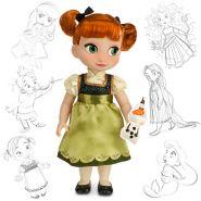 Кукла Анна в детстве Дисней
