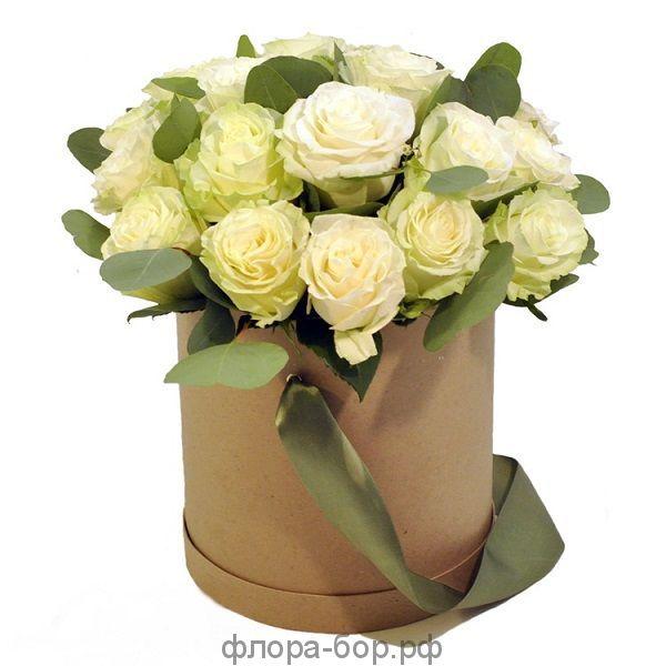 """Цветы в коробке """"Богема"""""""