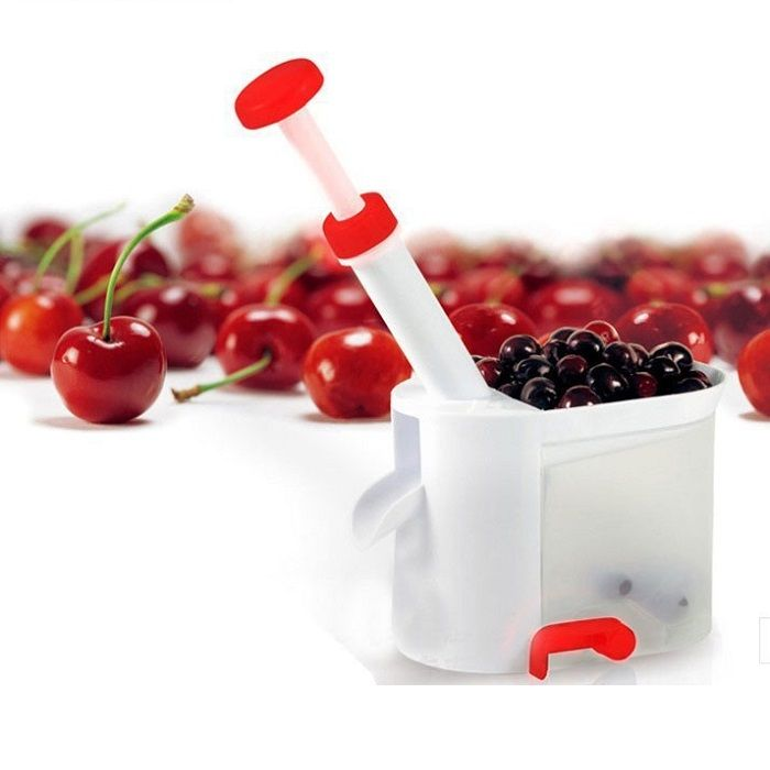 Машинка для удаления косточек из вишни Cherry and Olive Corer
