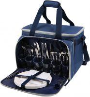 Пикниковый набор Арктика 4100-6 - столовые приборы и посуда