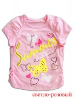 блуза для девочки 4 лет