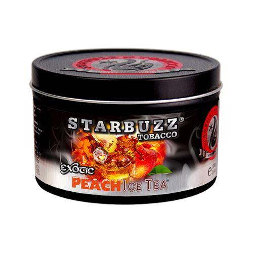 Табак для кальяна Starbuzz - BOLD Peach ice Tea (Холодный персиковый чай)