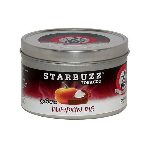 Табак для кальяна Starbuzz - Pumpkin Pie (Тыквенный Пирог)