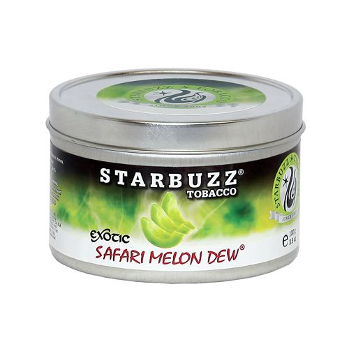Табак для кальяна Starbuzz - Safari Melon Dew (Освежающая дыня)
