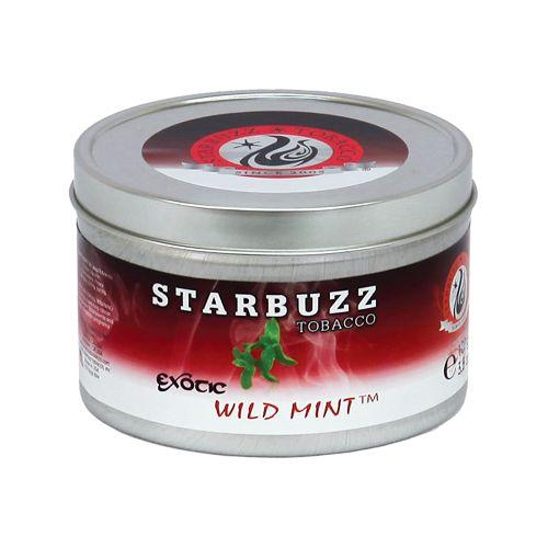 Табак для кальяна  Starbuzz - Wild Mint (Дикая Мята)