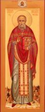 Михаил Твердовский (мерная икона)