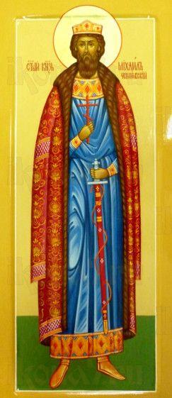Михаил Черниговский (мерная икона)