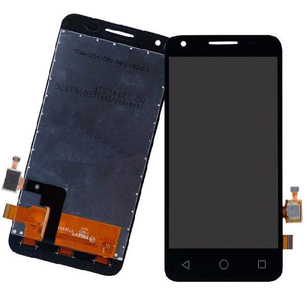 LCD (Дисплей) Alcatel 4027D Pixi 3 (4.5)/5017D Pixi 3 (4.5)/5017X Pixi 3(4.5)/5019D Pixi 3 (4.5) (в сборе с тачскрином) (black) Оригинал