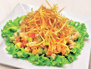 Салат с картофелем Пай 200г