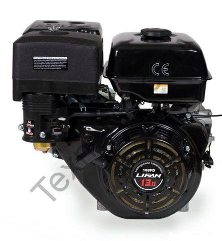 Двигатель Lifan 188FD D25 (13 л. с.) с катушкой освещения 18Ампер (216Вт)