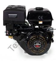 Lifan 188FD (13 л. с.) с конусным валом 54,45 mm. бензиновый двигатель мощностью 13 л.с., с электростартером для генераторов, снегоходов, Рысь, Тайга, Буран.