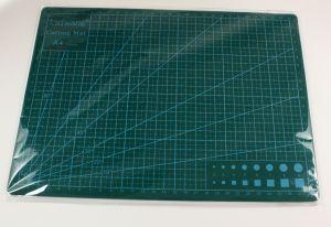 Мат для резки, А4 (30*22 см), (1уп = 3 шт)