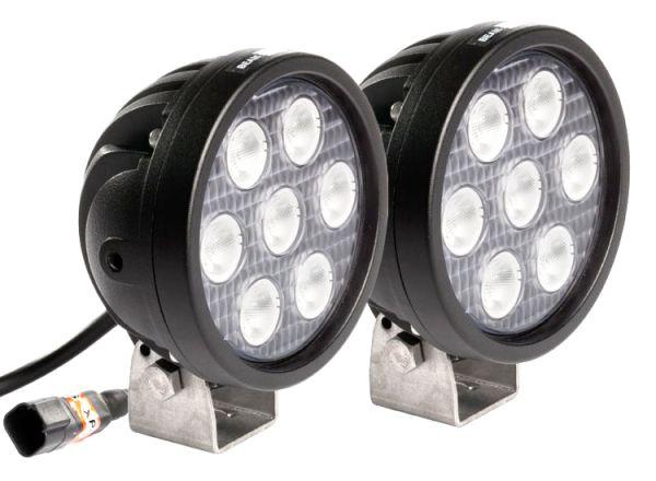 Комплект светодиодных фар рабочего света Prolight Utility Market XP: XIL-UMX4060