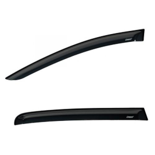 Дефлекторы на боковые стекла Voron Glass серия CORSAR  MERCEDES VITO W639, 2003-2013/фургон/накладные/скотч/к-т 2шт./