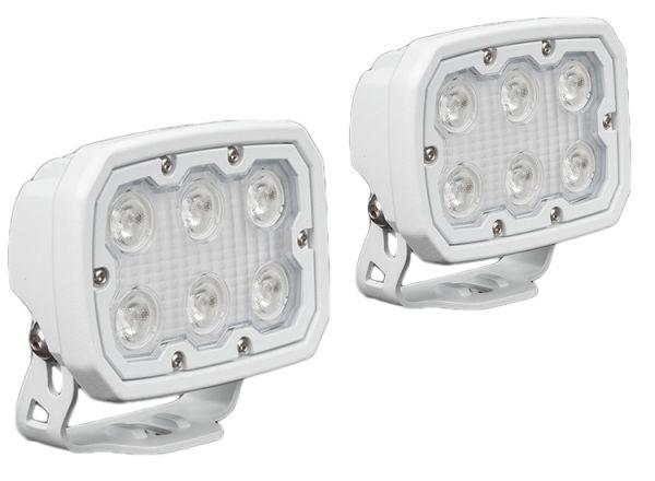 Комплект светодиодных фар дальнего света Prolight TREK: XIL-TREK625 white