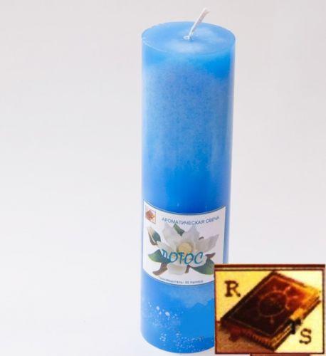 """Магическая свеча """"Лотос"""""""