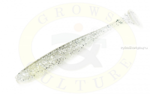 "Виброхвост Grows Culture Diamond Easy Shiner 2"" 5 см/ упаковка 12 шт/ цвет: 410"