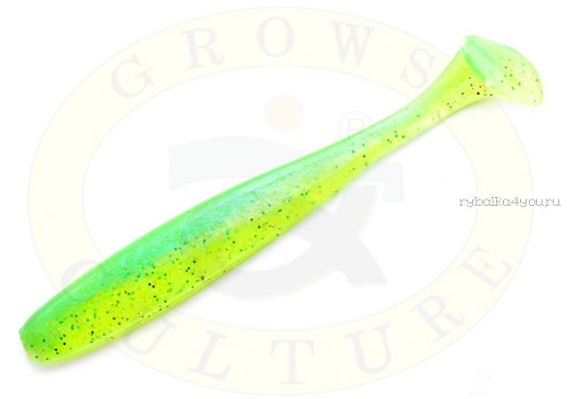 "Виброхвост Grows Culture Diamond Easy Shiner 5"" 12,5 см/ упаковка 5 шт/ цвет: 424"