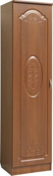 Шкаф 1 дверный со штангой (только левый)   Модуль 03, МДФ матовый