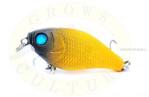 Воблер Grows Culture Chubby 38F 38мм/ 4 гр/заглубление: 0,6-1м/ цвет:Q14
