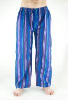 Прямые летние мужские штаны из хлопка в полоску. Интернет магазин, Москва