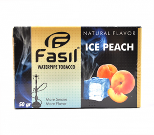 Табак для кальяна Fasil - Ice-Peach (Ледяной персик)