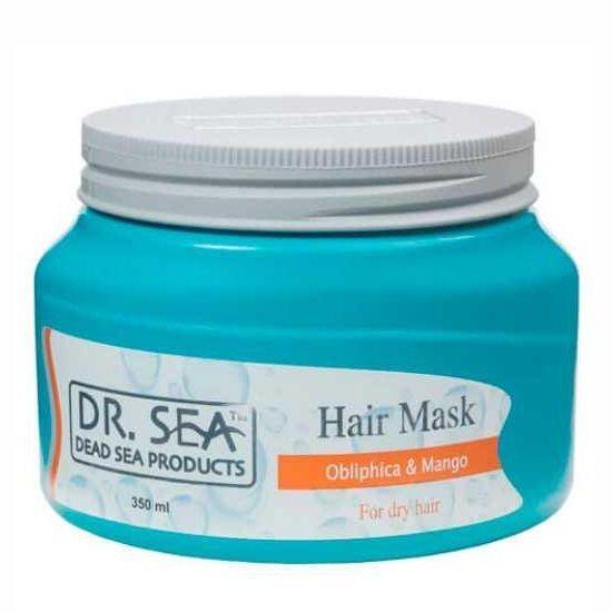 Маска для волос с маслами облепихи и манго Dr.Sea (Доктор Си) 350 мл