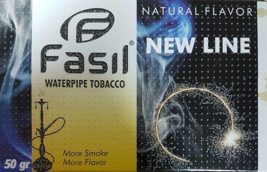Табак для кальяна Fasil - New Line (Новая линия)
