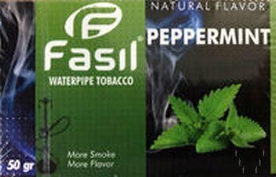 Табак для кальяна Fasil - Peppermint (Перечная мята)
