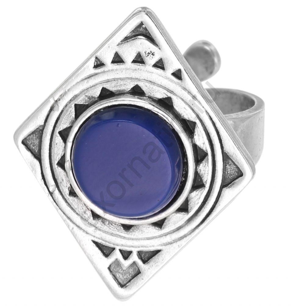 Кольцо Nature Bijoux 19-22495. Коллекция Cobalt