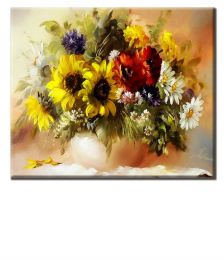Букет полевых цветов