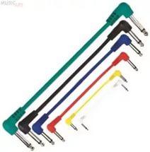 Apextone AP-2435/0,3 Комплект шнуров-перемычек 0,3м., джек-джек