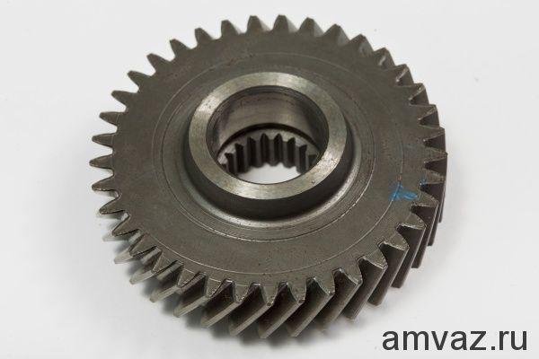 Насадная Шестерня КПП первичного Вал КППа (диаметр 40 мм) с шайбой