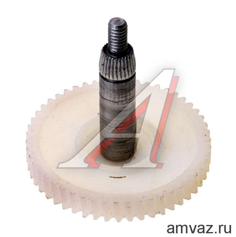 Шестерня  стеклоочистителя 2101-07 старого образца