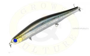 Воблер Grows Culture Orbit  110 SP 110мм/ 16,5 гр/заглубление: 0,8- 1 м/ цвет: 510R