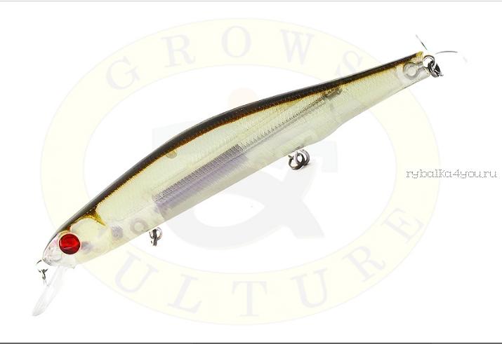 Купить Воблер Grows Culture Orbit 110 SP 110мм/ 16,5 гр/заглубление: 0,8- 1 м/ цвет: 809R
