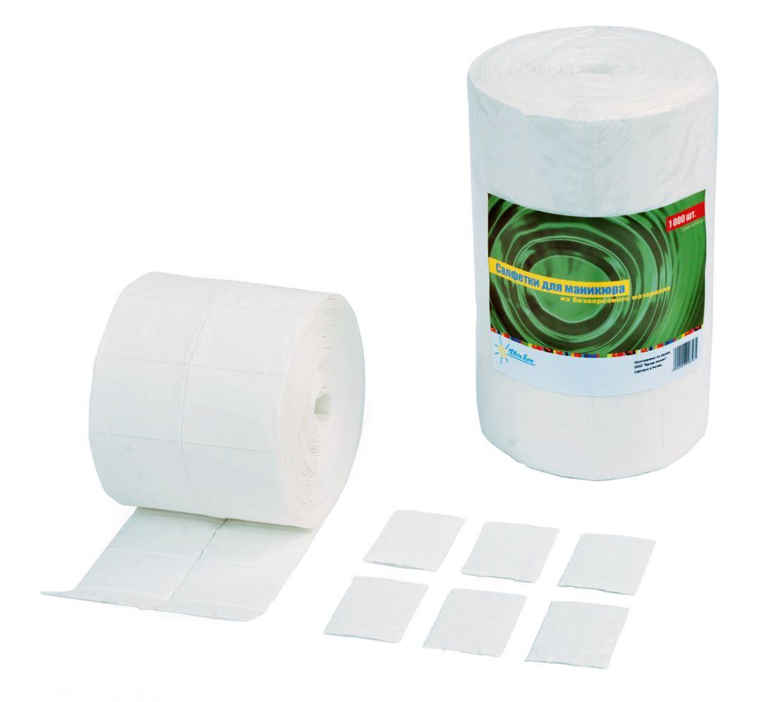 Салфетки безворсовые White line N500 (2 рулона)