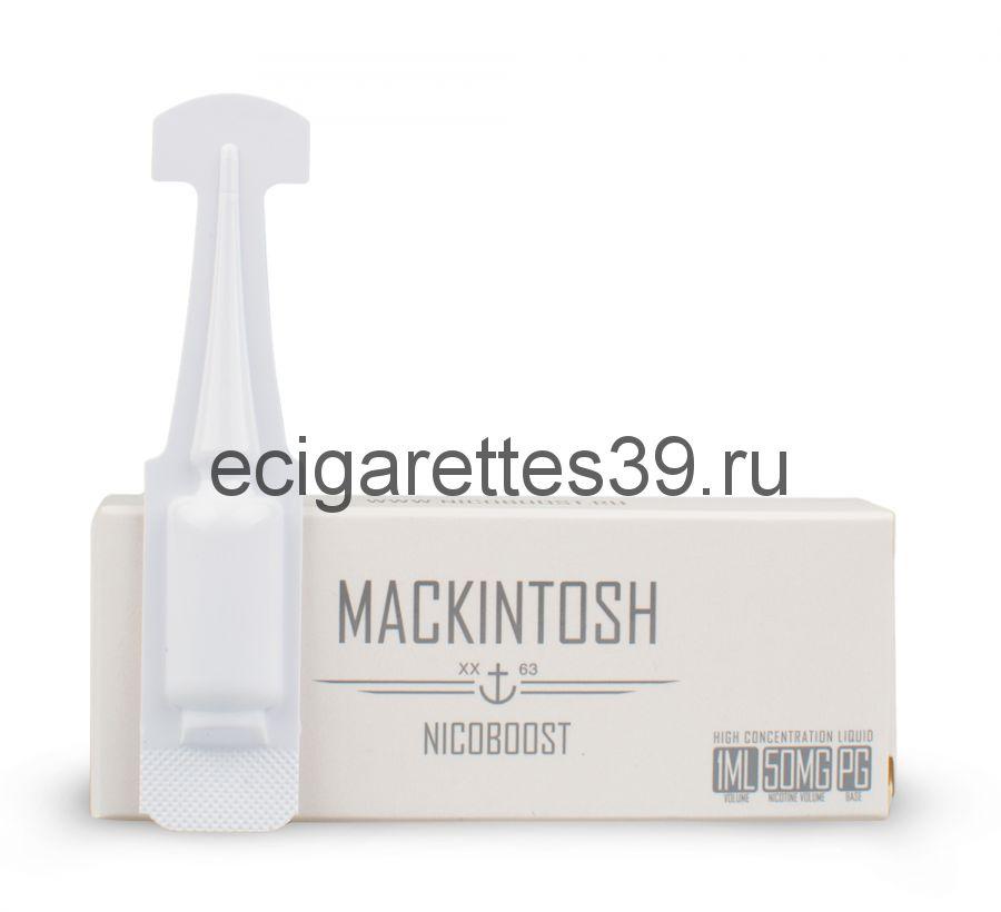 Mackintosh Nicoboost, 1мл. (никотин 50 мг./мл.)
